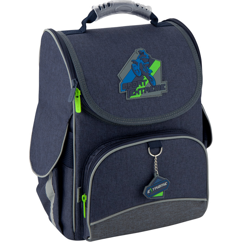 Школьный рюкзак для первоклассника Kite Education Extreme K20-501S-4 (ортопедический рюкзак для мальчика)
