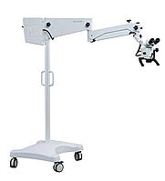 Healthcare AM-P8300, стоматологический хирургический микроскоп с 5-ти ступенчатым увеличением, Brightfield