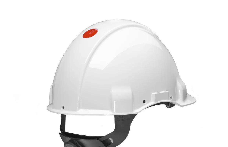 Каска защитная 3M G3001 NUV-VI Белый