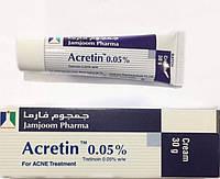 Acretin от акнэ угревой сыпи 30г Египет