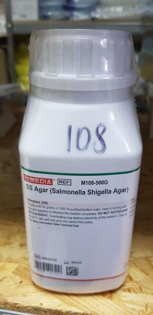 SS Agar (Salmonella Shigella Agar) М108 Агар Сальмонелла-Шигелла