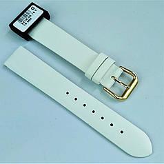 8 мм Кожаный Ремешок для часов CONDOR 241.08.09 Белый Ремешок на часы из Натуральной кожи