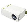 Мультимедийный портативный мини-проектор YG 310, фото 2