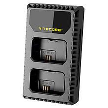 Зарядное устройство Nitecore USN1 для аккумуляторов камер Sony