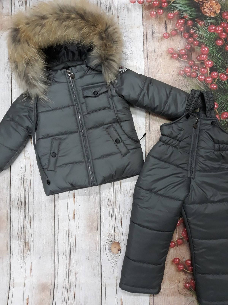 Зимний комплект для девочки 1 - 14 лет