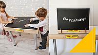 Двостороння кришка-мольберт 100х60см Art&Play®, фото 3