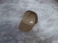 Оливковая (хаки) кепка Adidas