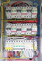 Комплект защиты по DC и AC для СЭС 15 кВт, ETI