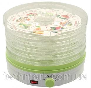Сушилка электрическая для овощей и фруктов на 1 кг Rainberg RB-912 ТМ
