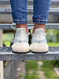 ADIDAS YEEZY BOOST CLOUD WHITE, фото 2