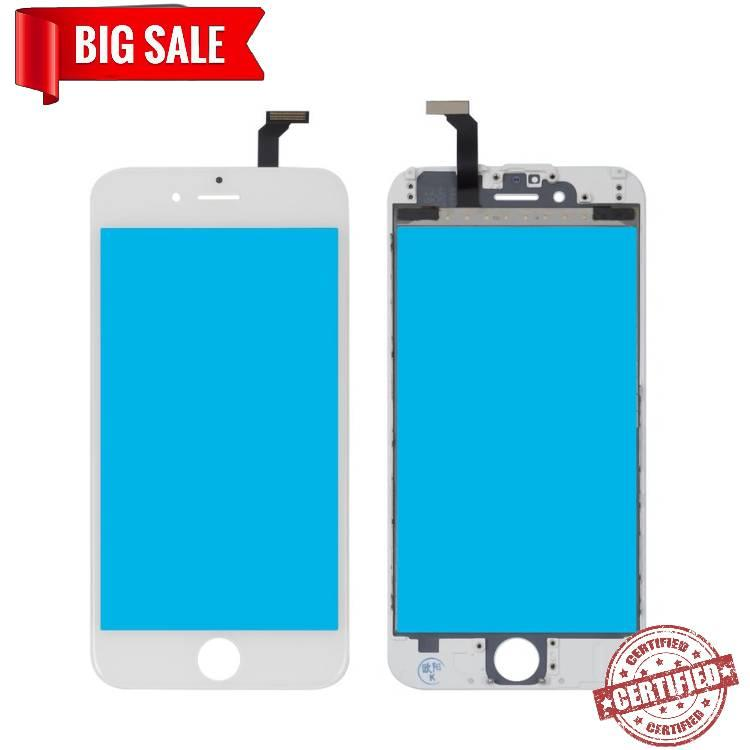 Сенсор IPhone 6G  білий