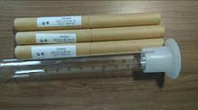 Набір ареометров (спиртометрів) (ГОСТ) АСП – 3 з 100мл мірним циліндром (ХАРКІВ), фото 3