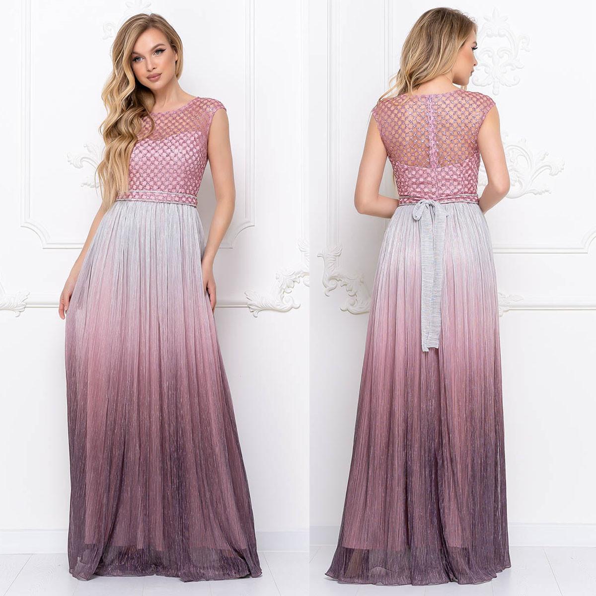 """Плаття довге урочисте, сукня дружки """"Діана"""""""