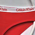 Трусики женские красные размер 46 GK, фото 2