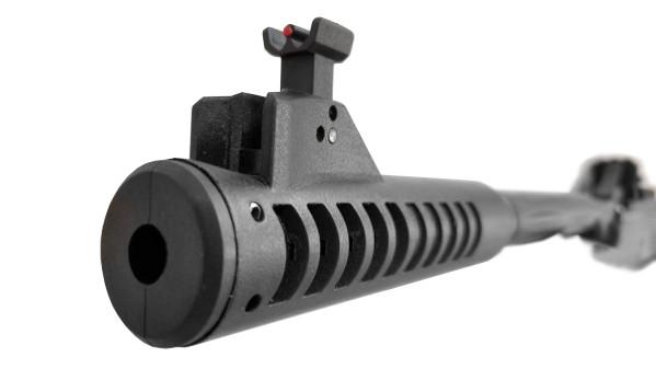 Воздушка Hatsan SpeedFire з встановленим оптичним прицілом