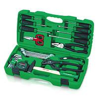 Комбинированный набор слесарного инструмента на подарок, домашнего пользования 30ед. TOPTUL GAAI3001