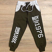 Спортивные штаны детские оптом 13-14-15-16 лет, фото 1