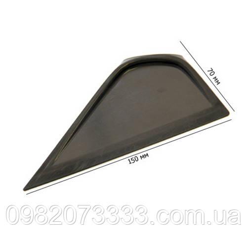 Литл Фут (150х70мм) имеет треугольную форму, средней жесткости используется для выгонки воды из под плёнки