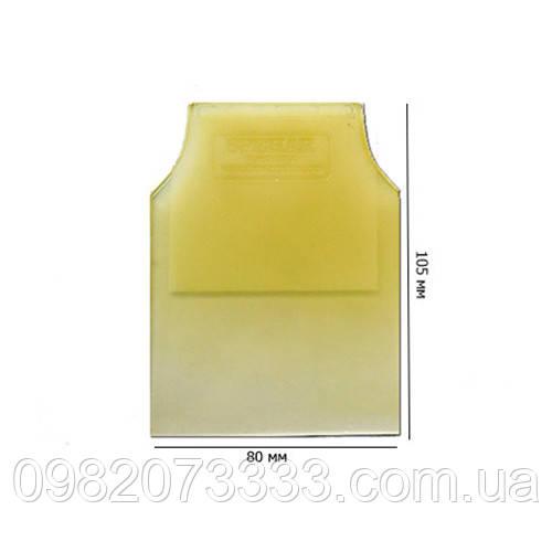 Выгонка Spehar 8см (размер: 80х103мм) особенностью материала является его термопластичные свойства