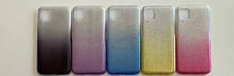 Чехол TPU для Meizu X8 с блёстками