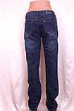 Женские  утепленные джинсы на флисе (30-35 рр.), фото 2