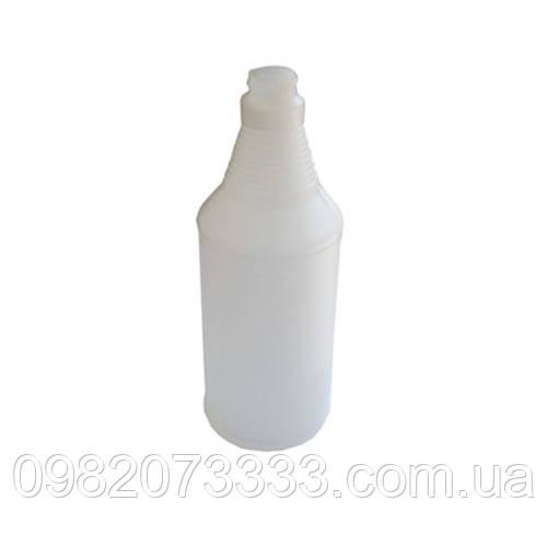 Бутыль 0,5л (размер: 260х80мм) пластиковая емкость. Используется для механического распылителя при поклейке