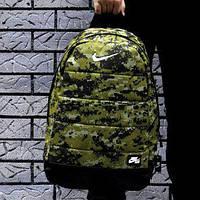 Городской спортивный рюкзак NIKE AIR Пиксель | Стильный портфель Найк мужской / женский