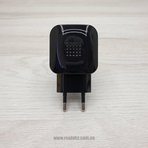 Мережевий зарядний пристрій Grand Charge USB 3.1A Micro (чорний), фото 2
