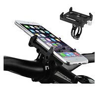 Крепления телефона на руль велосипеда поликарбонат GUB SA-31 (GUB G-83)