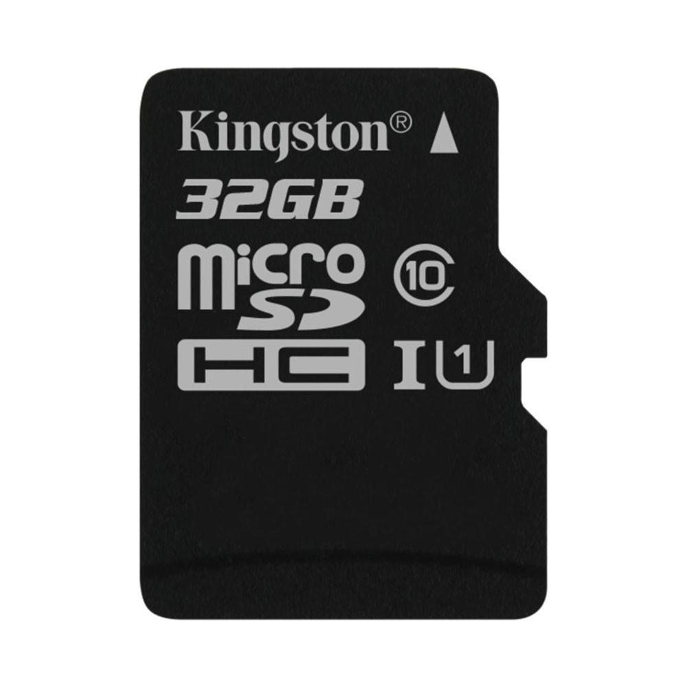 Карта памяти Kingston MicroSDHC/MicroSDXC 32GB Class 10 UHS-I (SDC10G2/32GBSP)