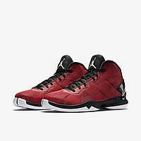 Кроссовки Jordan Super.Fly 4 red, фото 1