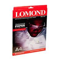 Термотрансферная ткань Lomond для светлых тканей А4 50 листов