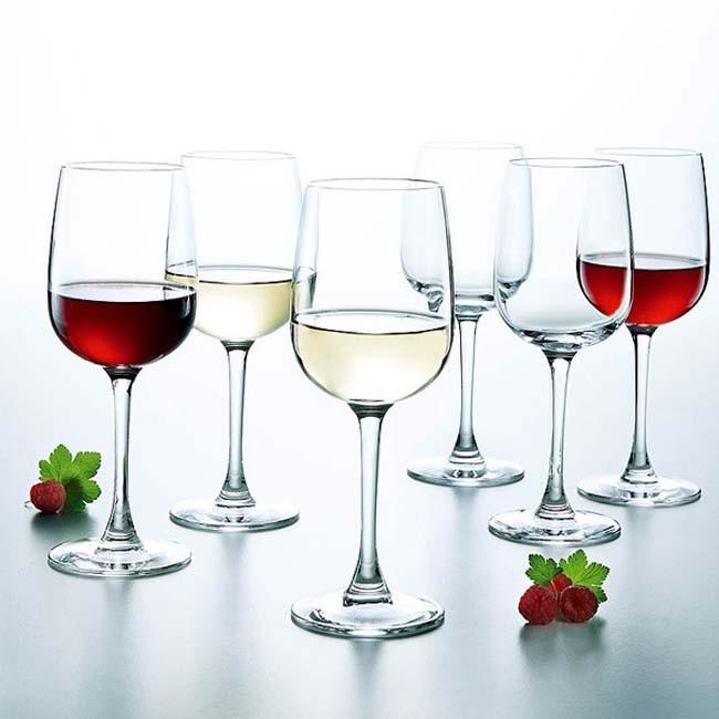 """Набор бокалов для белого вина Luminarc """"Versailles"""" 360 мл (G1483)"""