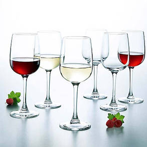 "Набор бокалов для белого вина Luminarc ""Versailles"" 360 мл (G1483), фото 2"
