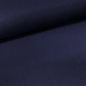 Водоотталкивающая ткань Duck однотонная темно-синея
