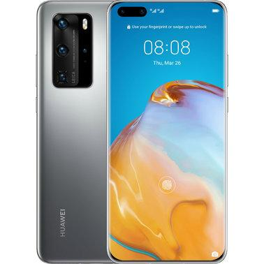 Смартфн HUAWEI P40 8/128GB Silver Frost (51095CAA) (Global Version)