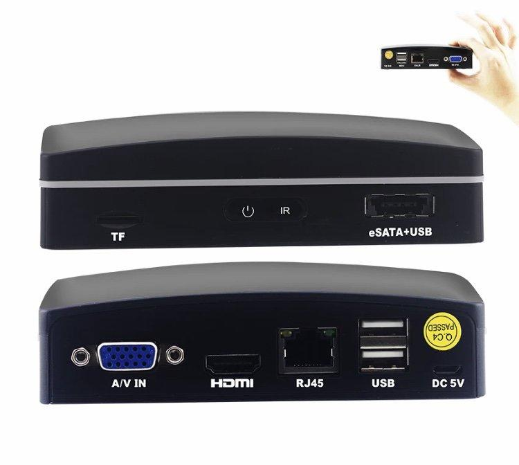 1080N 5-в-1 відеореєстратор JS-DVR-04HD mini