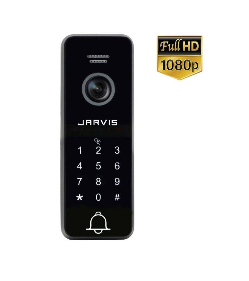 Full HD 1080P Вызывная панель видеодомофона Jarvis JS-02BKid  FullHD