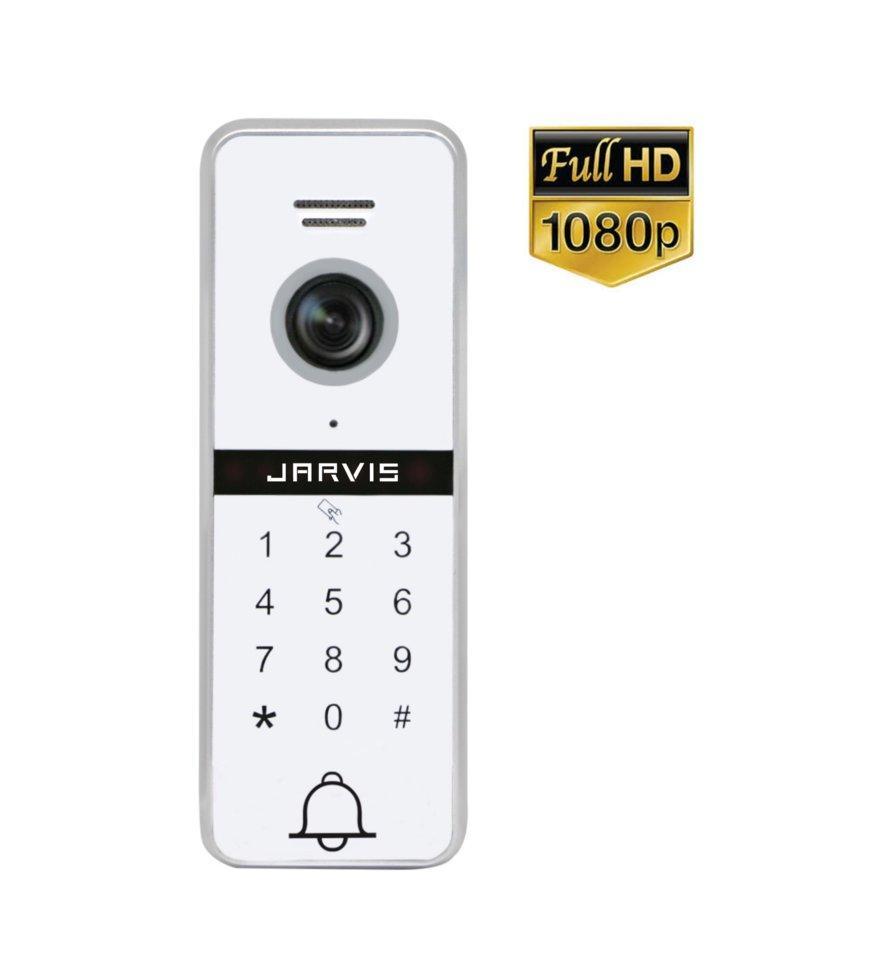 Full HD 1080P Вызывная панель видеодомофона Jarvis JS-02WKid  FullHD