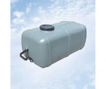 Бочка техническая 125 литров квадратная с выходом под кран