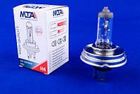 Лампа автомобильная MTA H4 24V P45t 028335, КОД: 1753253