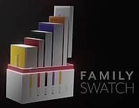 Бокс с каталогами всех семейств пленок Solar Screen - Smart Film Solutions Family Swatch 6 в 1