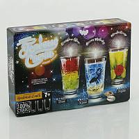 Набор для творчества Danko toys Гелевая Свеча GS-02-02 3 свечи Разноцветный 2-GS-02-02-49798, КОД: 1076954