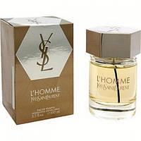 Yves Saint Laurent L`Homme EDT 100 ml (лиц.)