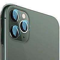 Противоударное защитное стекло на заднюю камеру Epik для Apple iPhone 11 Pro   11 Pro Max Ультрат, КОД: 1803960