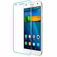 Защитное стекло для Huawei G7 (0.3 мм, 2.5D)