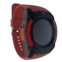 Умные часы Smart Watch XV8 Red Black