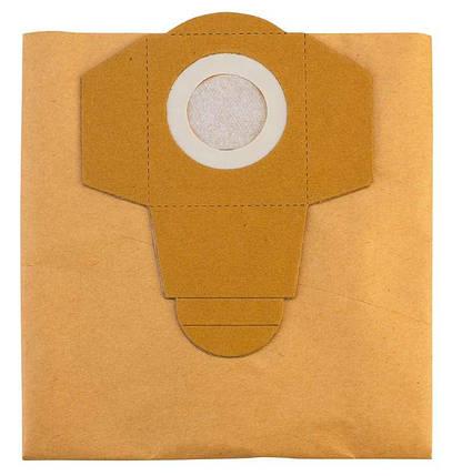 Мешки бумажные к пылесосу Einhell TC-VC 1820 S (5 шт.), фото 2