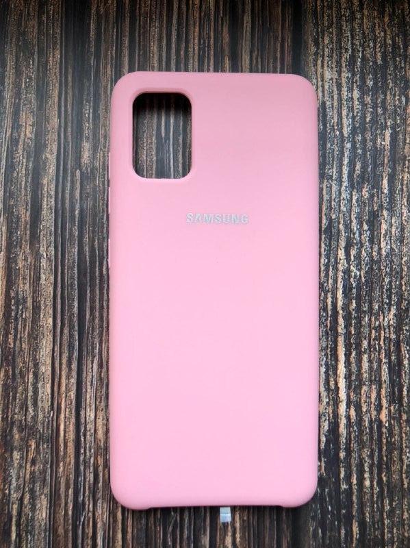 """Чехол Samsung A51 - """"Цветущая роза №12"""""""