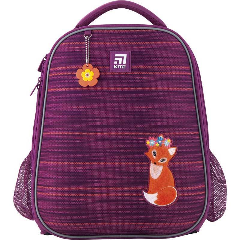 Рюкзак шкільний каркасний Kite Education Fox K20-531M-3 с бесплатной доставкой